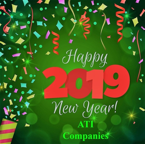Happy New Year to everyone and let's help each other achieve our goals and help our families, friends and colleagues have an awesome 2019!