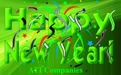 Happy New Year from ATI Companies