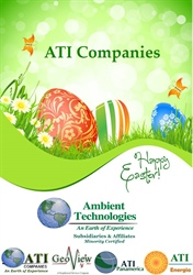 Happy Easter from Ambient Technologies and Subsidiaries
