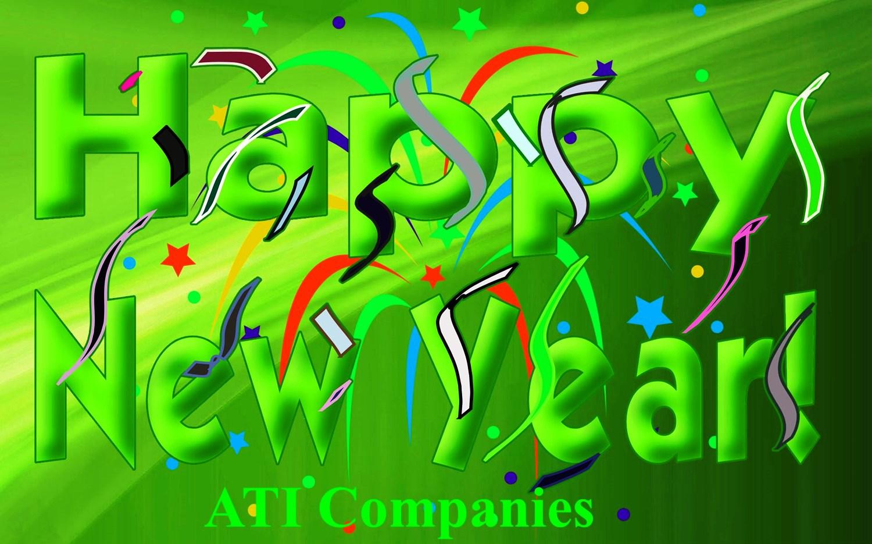 Happy New Year From Ati Companies